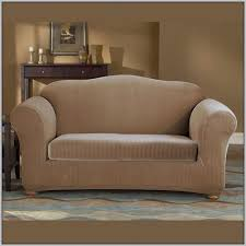 3 Piece T Cushion Sofa Slipcover by 2 Piece T Cushion Couch Cover Sofas Home Decorating Ideas
