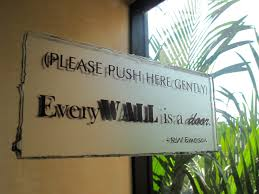 Treehouse Sign In Hotel Review Bangkok Tree House Indefinite Adventure