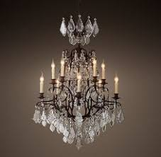 Crystal Chandelier Band Harlow Crystal Chandelier 43