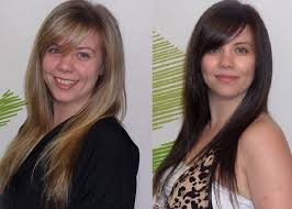 hairstyle makeovers before and after before after hair color ictendavraniyor
