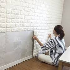 brick wall design create an elegant statement with a white brick wall 3d wall