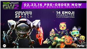 pre order plants vs zombies garden warfare 2