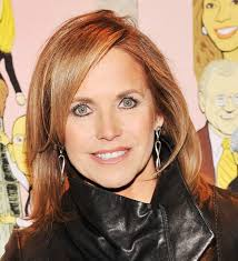 hairstyles of katie couric katie couric medium layered hairstyle casual everyday