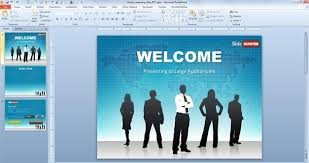free business powerpoint template download gavea info