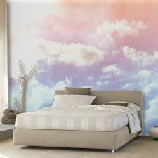 blue sky and white cloud wall mural photowall livingroom blue sky and white cloud wall mural photowall livingroom background 3d wallpaper mural photowall 3d papel de pared pw264644214 in wallpapers from home