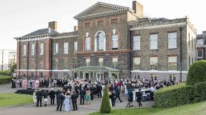 where is kensington palace sportsaid 40th anniversary dinner at kensington palace