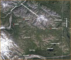 Mccarthy Alaska Map by Backcountry Maps U2014 Mccarthy Air