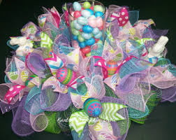 Easter Table Decorations For Sale by Sale Easter Centerpiece Bunny Centerpiece Easter Center