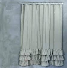 light pink ruffle curtains ruffle curtains blackout panel pink target givgiv