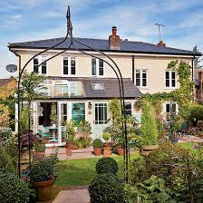Beautiful Homes Uk Take A Tour Around A Bright And Colourful Period Home In