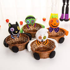 Halloween Gift Bag by Online Buy Wholesale Halloween Baskets From China Halloween