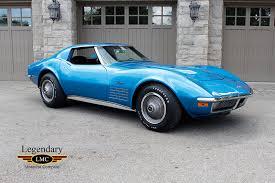 corvette stingray 71 1971 chevrolet corvette coupe 1 of 188 built ls6 m 22