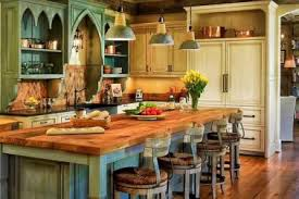 44 rustic red country kitchens 46 fabulous country kitchen