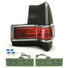 dakota digital led tail lights 1965 pontiac gto led tail lights dakota digital lat nr410