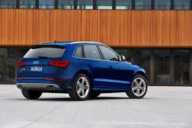 Audi Q5 Blue - 2014 audi sq5 preview j d power cars