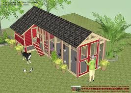 chicken coop plans a frame chicken coop design ideas