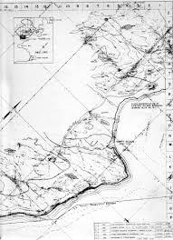 Kodiak Alaska Map by Kodiak Military History Navy Base Structures 1965