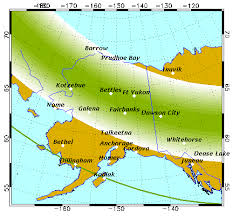northern lights location map aurora northern lights forecast site usually have to get out of