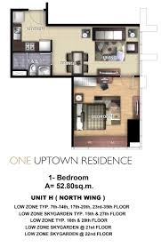 one uptown residence global city by megaworld introducing