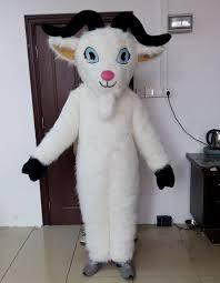 sheep costume goat sheep mascot costume white sheep costume in mascot from