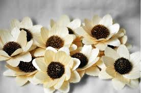 wooden flowers sunflowers wooden flowers decorations 2577729 weddbook