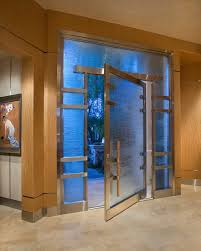 Frosted Glass Exterior Door Fascinating Front Doors With Glass To Maximize The Of Your