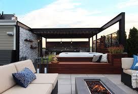 blog chicago roof deck garden