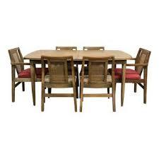 Mid Century Dining Room Furniture Vintage U0026 Used Dining Table U0026 Chair Sets Chairish