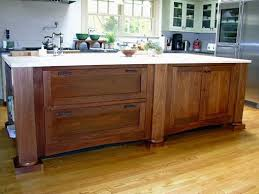 Face Frame Kitchen Cabinets by Hand Made Paint And Walnut Beaded Face Frame Kitchen By Norman
