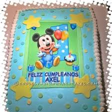 25 baby mickey mouse cake ideas mickey mouse