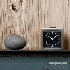 Home Decor Clocks Block Alarm Clock Leff Metropolitandecor