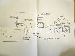 automotive electric fan wiring diagram wiring diagram simonand