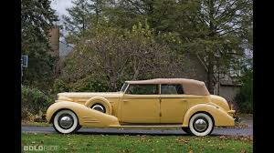 cadillac v 16 imperial convertible sedan