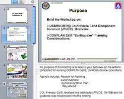 conop template powerpoint fema camps download gavea info