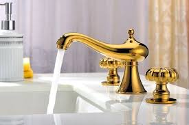 Gold Bathroom Faucet by Classy Gold Tone Bathroom Sink Faucets Bathroom Faucets Silver And