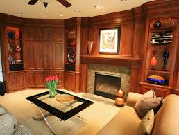 custom cabinets for living spaces portland or
