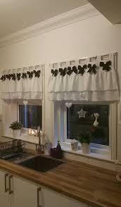 gardinen für die küche die besten 25 shabby chic vorhänge ideen auf vorhang
