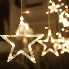 Christmas Star Outdoor Lights Decorations by Online Get Cheap Christmas Decoration Light Star Window
