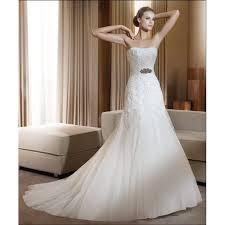 high wedding dresses 2011 tulle starpless a line skirt zipper plus buttons wedding dress on
