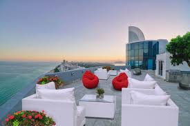 two story miami beach penthouse with massive rooftop terrace for