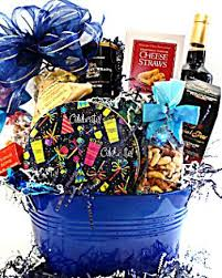 custom gift basket custom gift baskets celebration gift basket yo pop etc