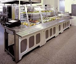 Food Service Serving Lines Cafeteria Lines And Buffet Line