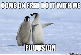 Peguin Meme - penguin fusion dance by wumc meme center