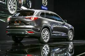 mazda logo 2016 2016 mazda cx 9 production begins