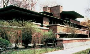 simple design frank lloyd wright style homes plans frank lloyd