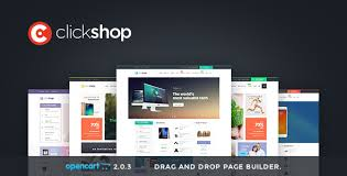 themes builder 2 0 pav clickshop responsve opencart 2 theme by pavothemes themeforest