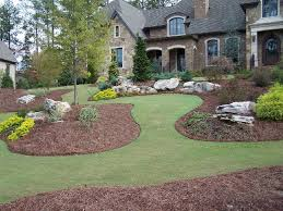 Garden Stones And Rocks Landscape Rock Cake Ideas And Designs Rocks In Landscaping