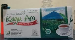 Teh Kayu Aro jual teh hitam celup kayu aro highland tea di lapak lida spices