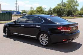 lexus ls 460 black 2013 lexus ls460 l awd ultra luxury pkg black on black used