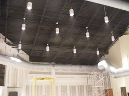 exposed duct work shop pinterest modern industrial